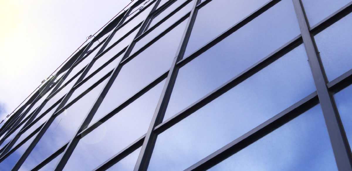 Commercial solar control glazing