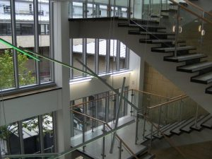 ISG Pearce Lecture Theatres Bristol project