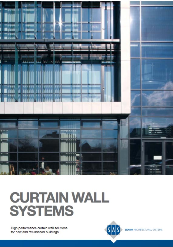 SAS Curtain Wall brochure