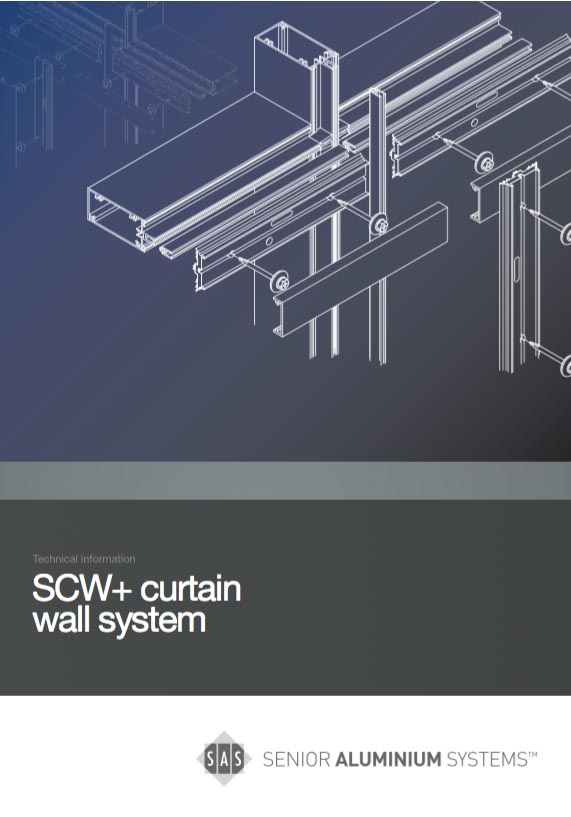SAS SCW Plus Curtain Wall System Brochure