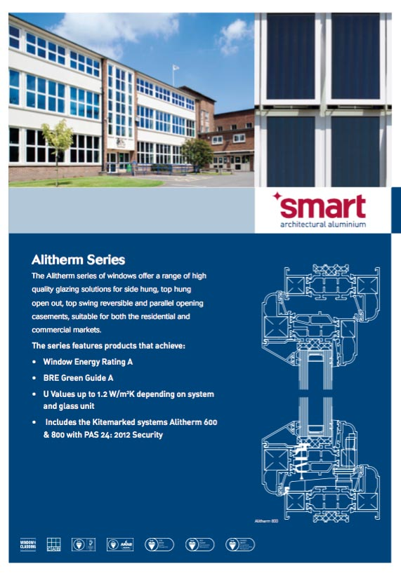 Smart Alitherm Windows datasheet