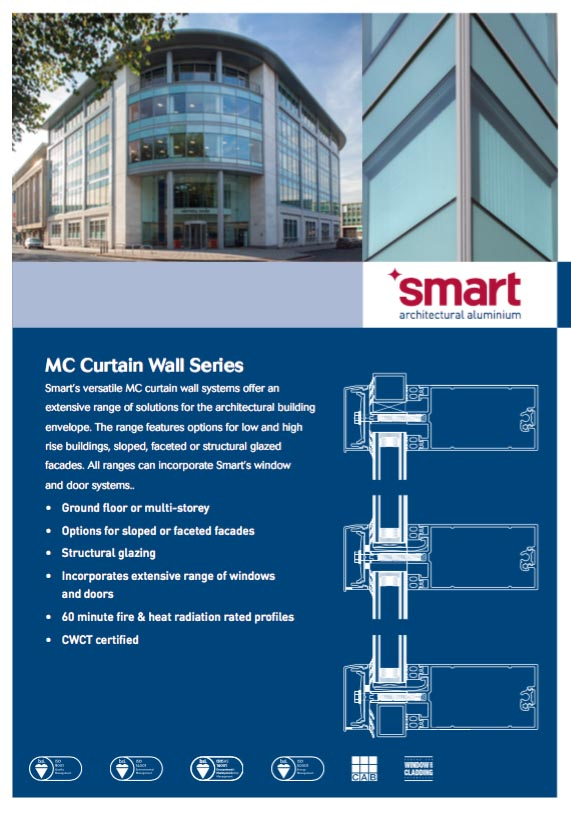 Smart MC Curtain Walling
