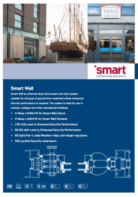 Smart Smartwall brochure