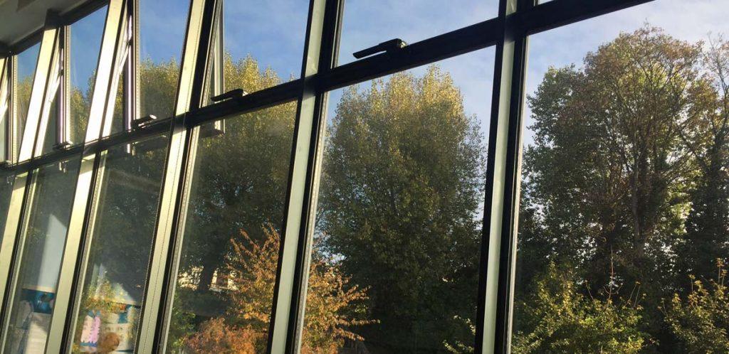 Teleflex window openers