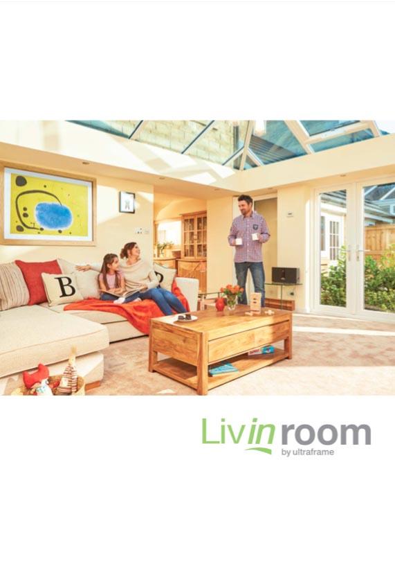 Ultraframe Livin room conservatory brochure