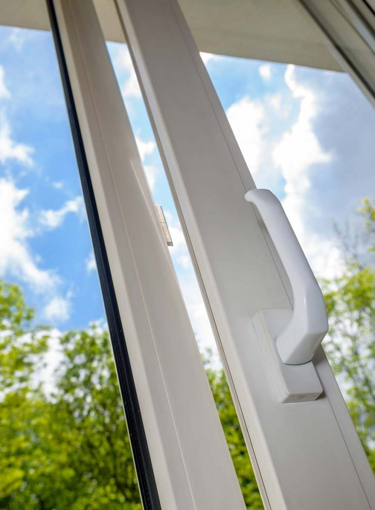 uPVC tilting window