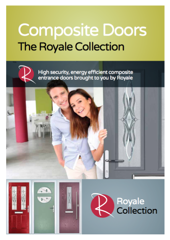 Royale composite doors