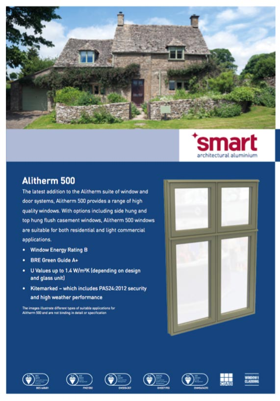 Smart Alitherm 500 brochure