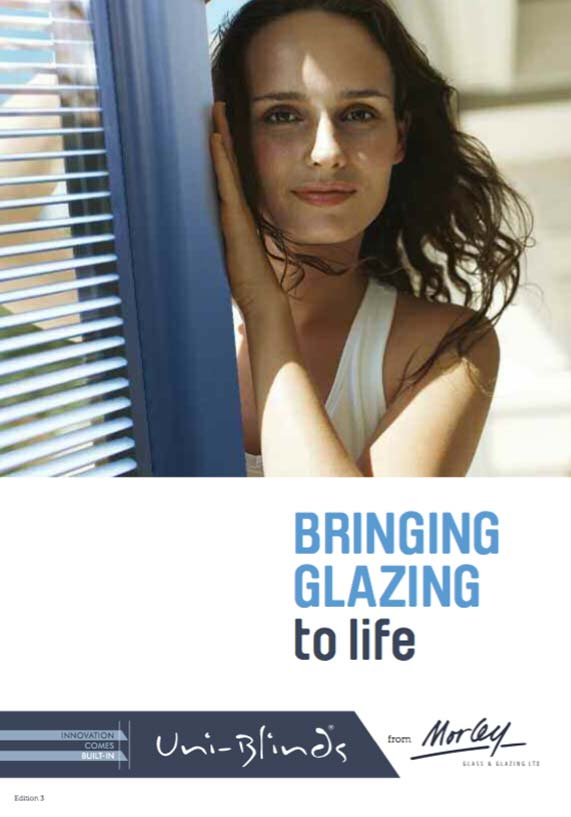 Morley blinds brochure