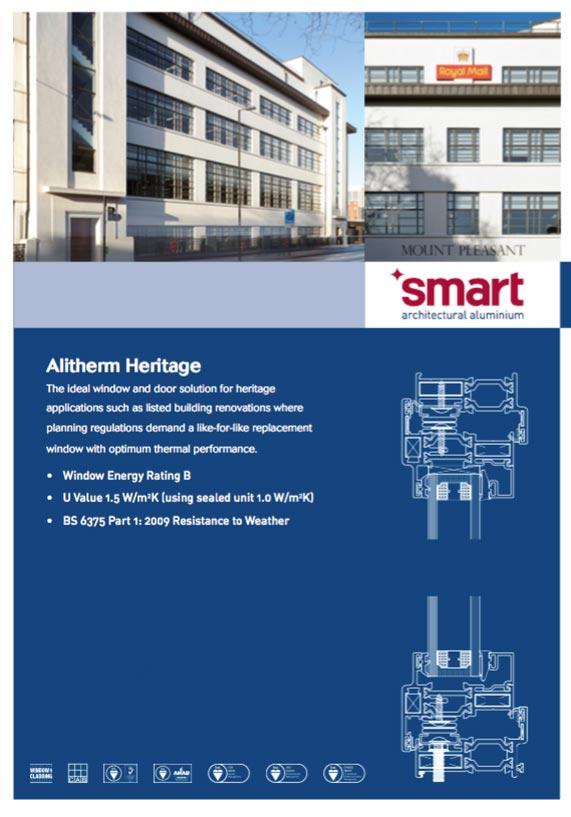 Smart Alitherm Heritage Datasheet