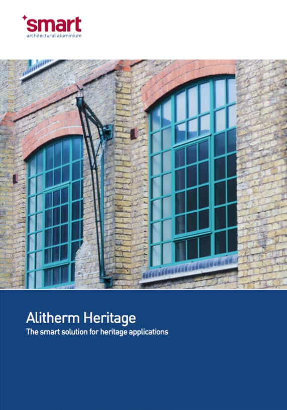 Smart Alitherm Heritage booklet