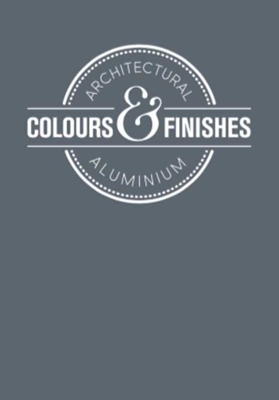 Smart colours and finishes