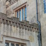 Lower Lodge Gatehouse in Bristol external view