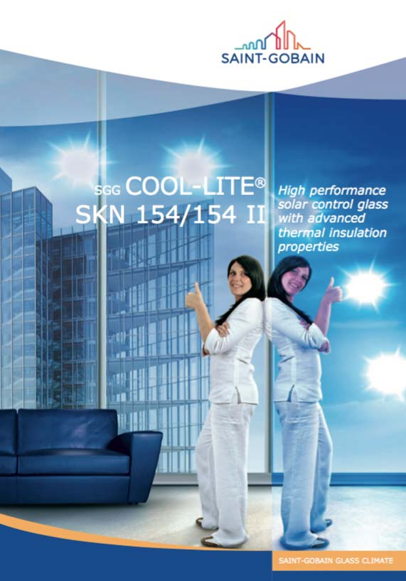 Sgg cool lite 154 brochure
