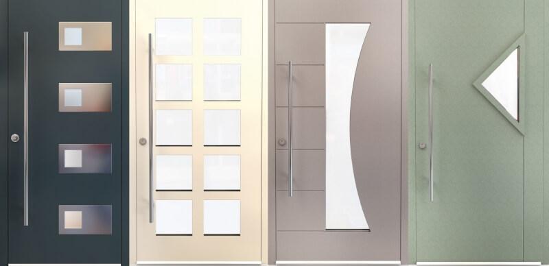 Designer door styles