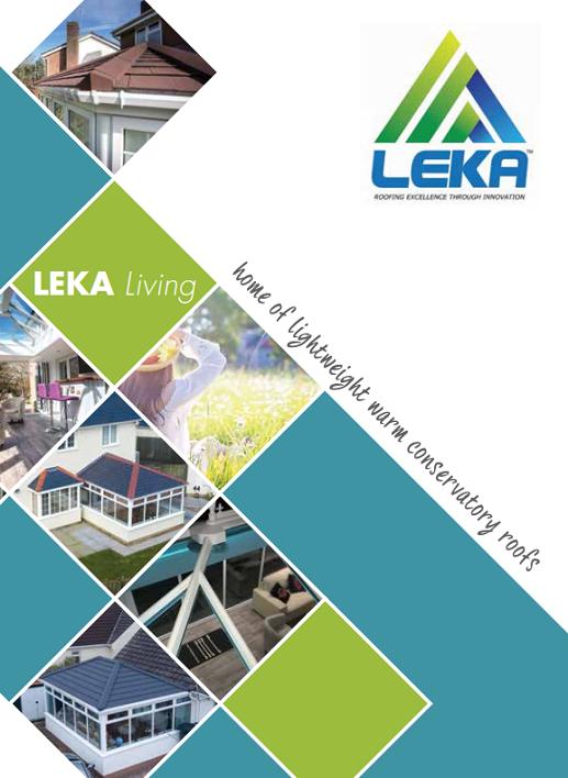 Leka Conservatory Roof Brochure