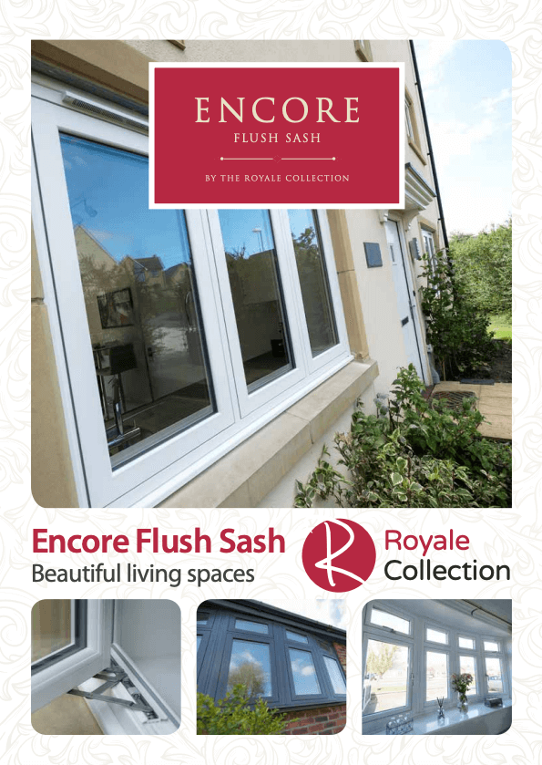 Encore Flush Sash